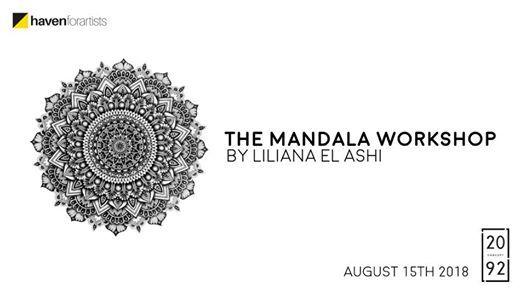 Mandala Workshop by Liliana El Ashi