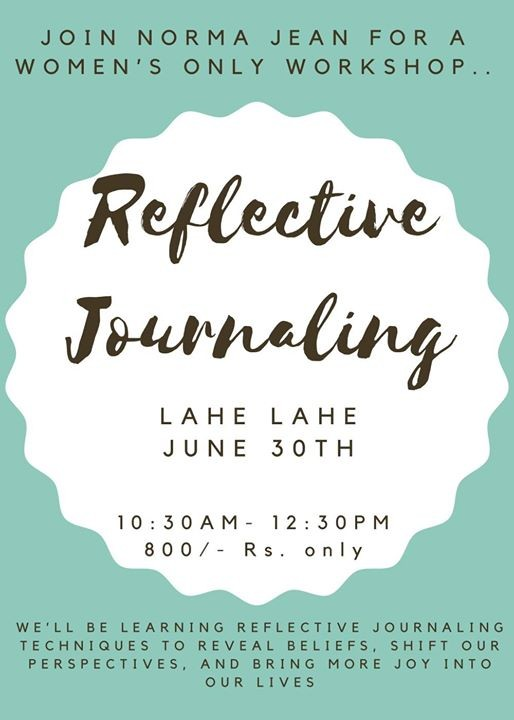 Reflective Journaling for Women