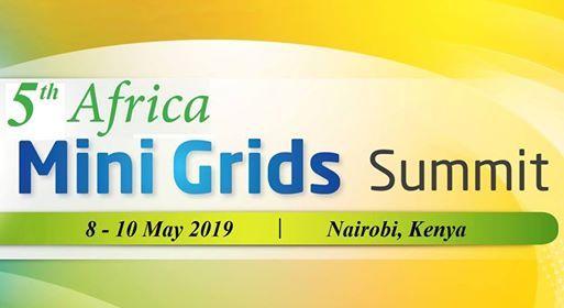 5th Africa Mini Grids Summit 2019