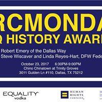 HRC Monday LGBTQ History Awareness