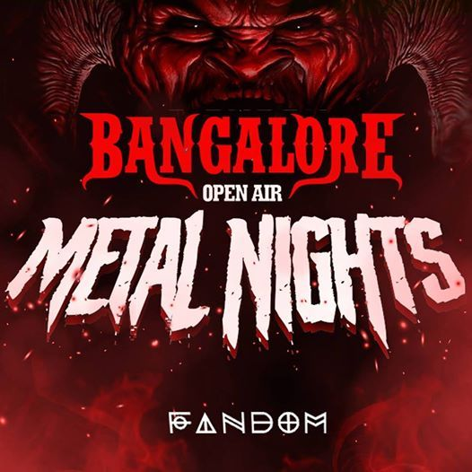 Bangalore Open Air - Metal Nights