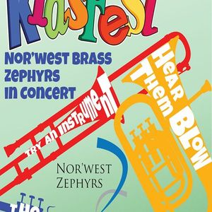 Mondays on Stage Norwest Brass Zephyrs in concert
