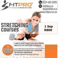 Stretching Course
