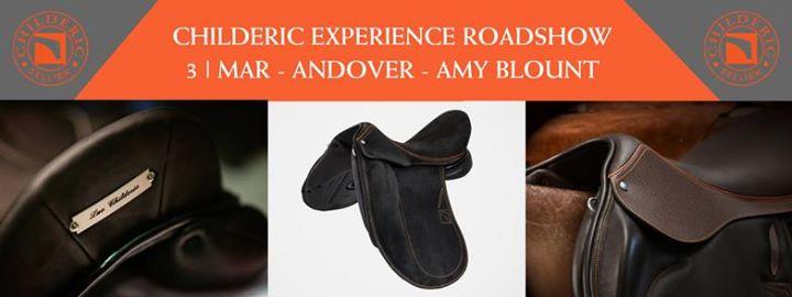 Childeric Experience Roadshow - Amy Blount