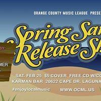 OCML Sampler Release Party