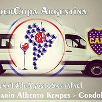 Viaje Super Final a Cordoba-(Pea San Rafael)