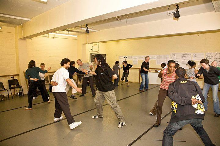 Theatre of Oppressed Training