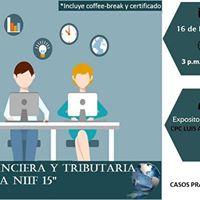 Implicancia Financiera y Tributaria de la NIIF 15