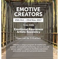 Emotional Awareness Artists Residency