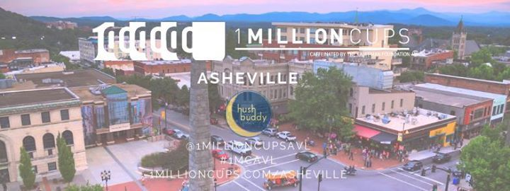 1 Million Cups Asheville Presents Hush Buddy