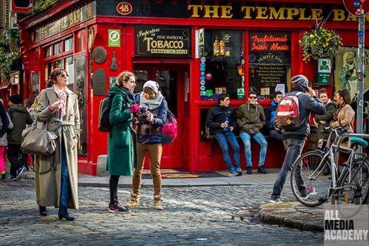 Dublin - Warsztaty ABC Fotografii