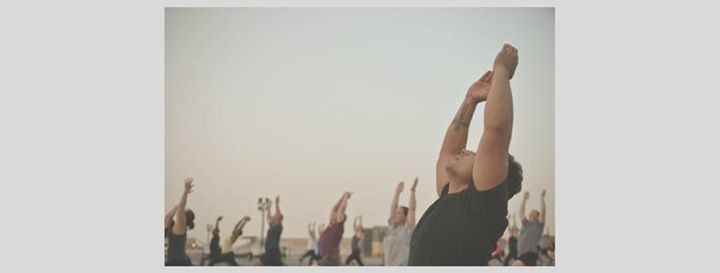 Slow flow yoga with Jenny Hauser