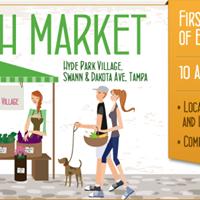 Hyde Park Village Fresh Market