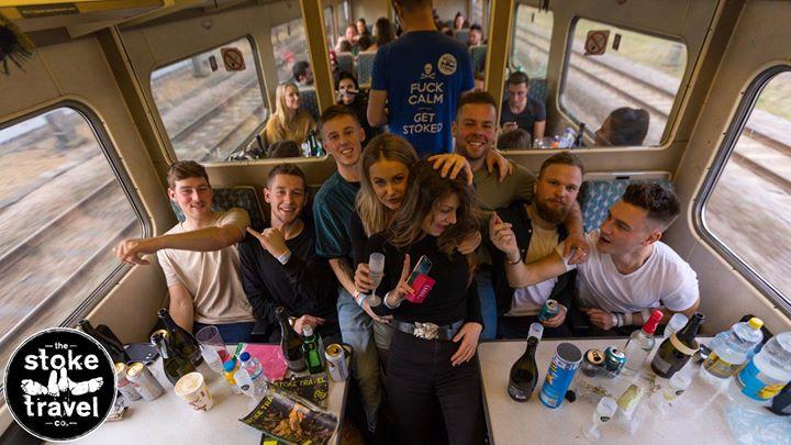 NYE London to Edinburgh - Hogmanay 2018