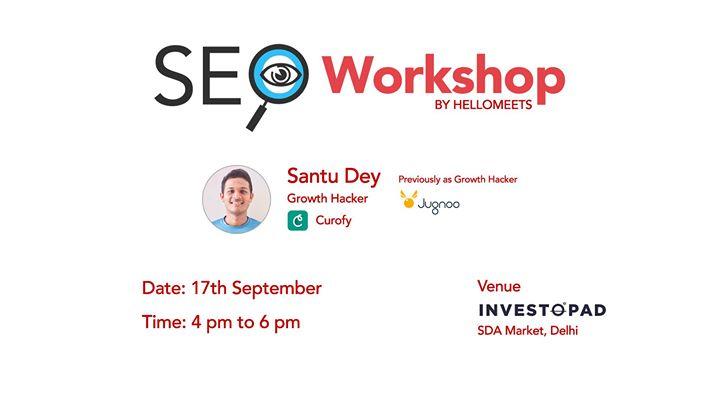 SEO Workshop-Delhi
