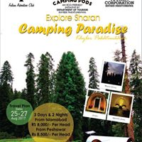 Explore Sharan Valley with TCKP &amp Falcon Club  Camping Pods