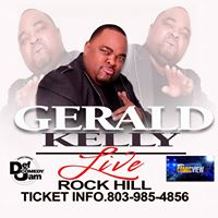 Valentines Weekend Comedy Show Featuring Gerald KELLY &amp Desmond Campbell