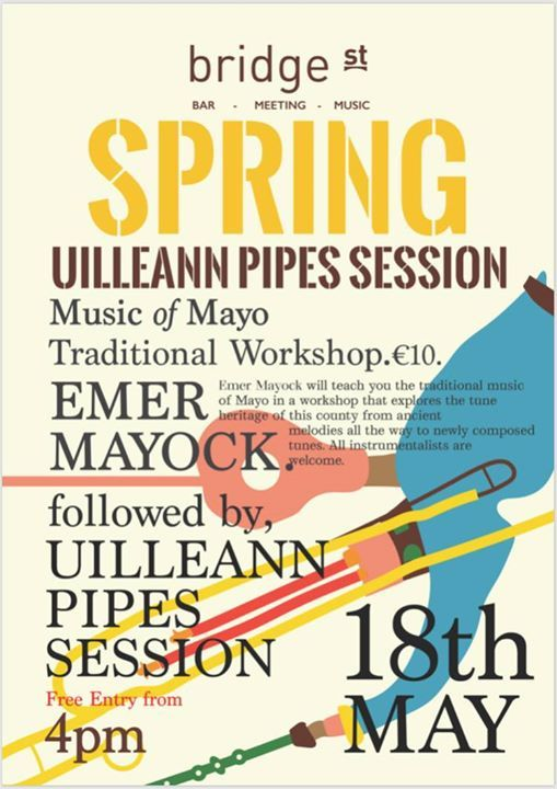 Uilleann Pipes Session