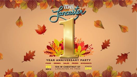 Good Guy Vapes Lancaster One Year Anniversary Party! at Good
