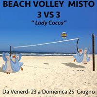 Quarta Edizione Torneo BEACH Volley MISTO 3 VS 3