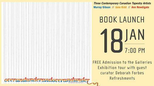 Book Launch Event overandunderoverandunder