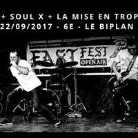 Veto - Soul X - La Mise en Tropique  Le Biplan