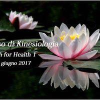 Corso di Kinesiologia Touch for Health 1