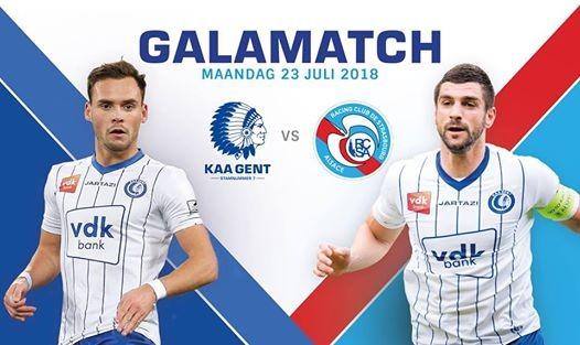 KAA Gent - RC Strasbourg