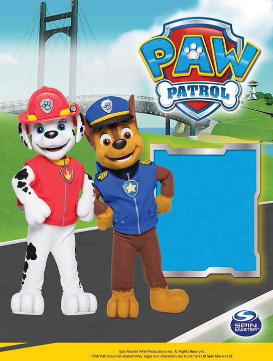 Paw Patrol at Zoo Knoxville Knoxville