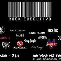 Banda Rock Executivo no Ponto Alto Rock Bar em ItatibaSP