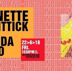 Indie DanceNu-Disco with Ginette Chittick &amp Linda Hao