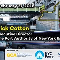 Rick Cotton Executive Director The Port Authority of NY &amp NJ