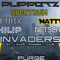 Purge  Invaders