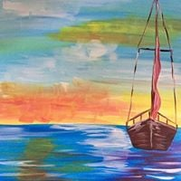Breezy Corners Family Restaurant Painting Night - Oct 20 2017