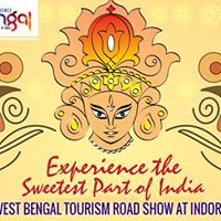 West Bengal Tourism Road Show Indore