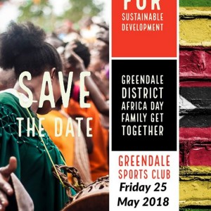 Greendale District Africa Day Family Get Together
