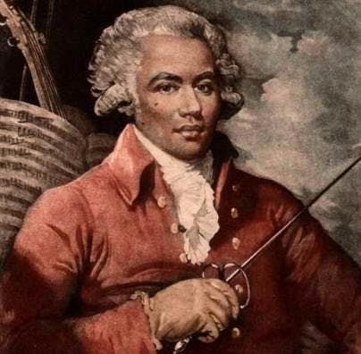 Chevalier de Saint Georges of Guadeloupe Recital and Lecture
