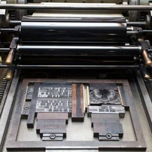 Introduction to Letterpress Printed Books