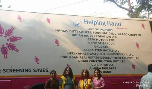 Free Health Checkup And Mamography Camp