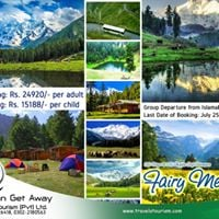 06-Days Fairy Meadows Soft Adventure Family Group Tour
