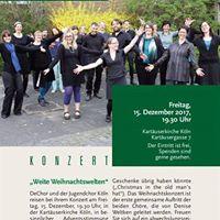 Adventskonzert mit DeChor und dem Jugendchor Kln