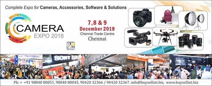 Camera Expo 2018