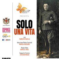 SOLO - Una vita (Spettacolo Teatrale)