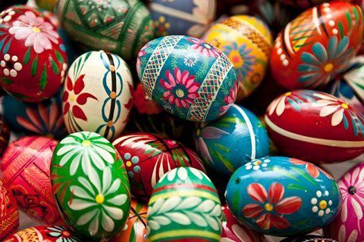 Easter Egg Bingo