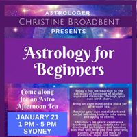 Astrology for Beginners Workshop SYD