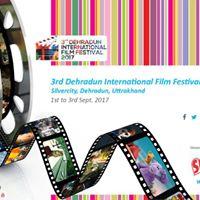 3rd Dehradun International Film Festival