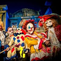 Halloween no Hopi Hari - Hora do Horror