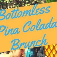 Bottomless Pina Colada Brunch