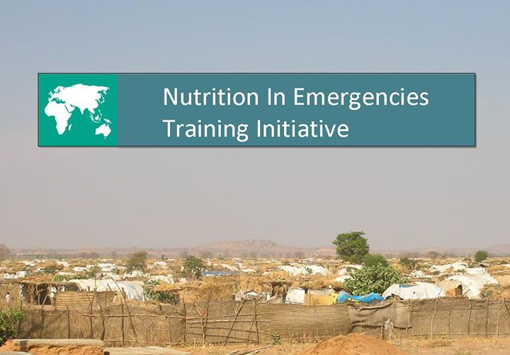 Professional Short Course in Nutrition in Emergencies