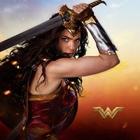 Movie Night for Adults Wonder Woman
